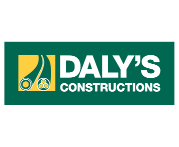 Daly's Constructions logo