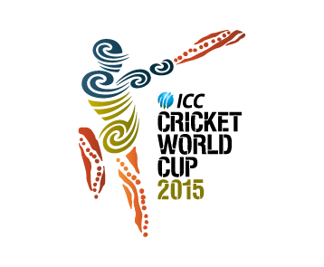 ICC Cricket World Cup 2015 logo