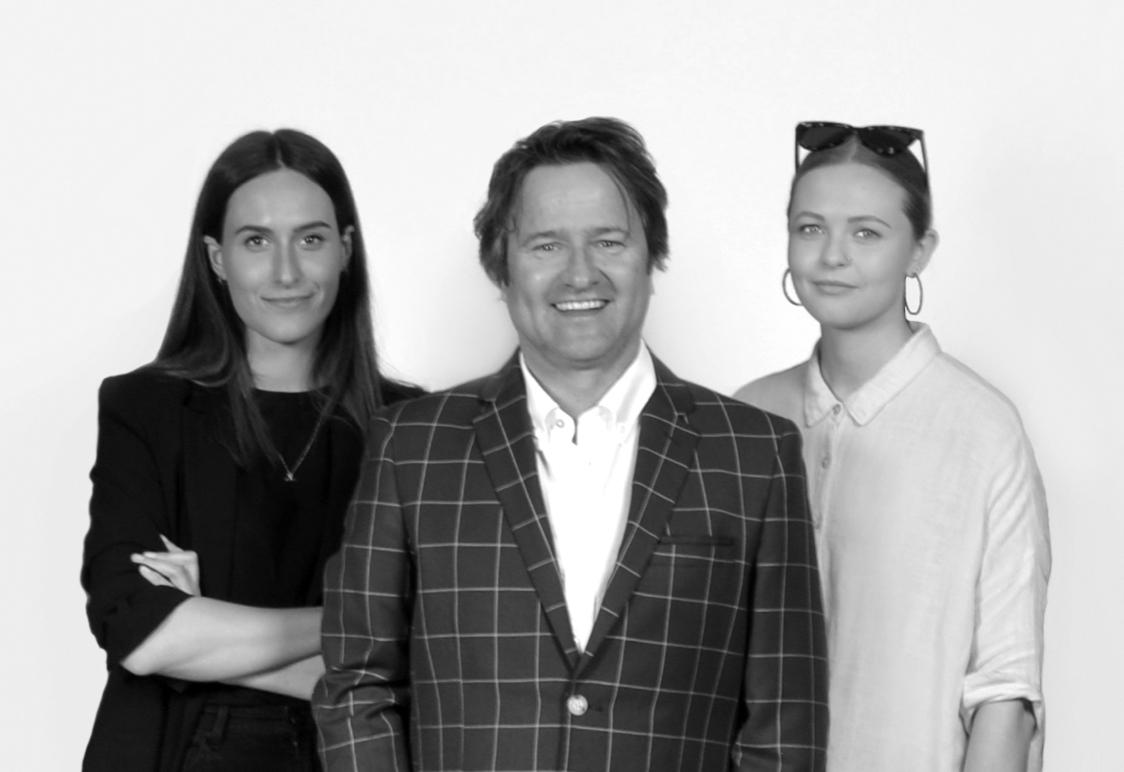 Image of the WhiteRhino executive team